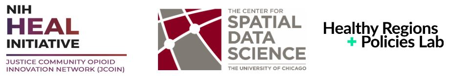 Spatial Data logos