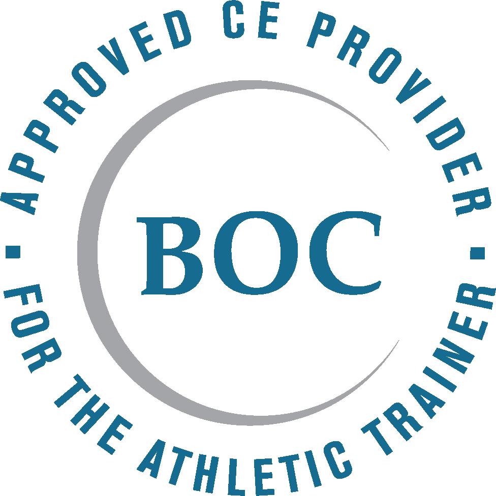 BOC Approved Provider